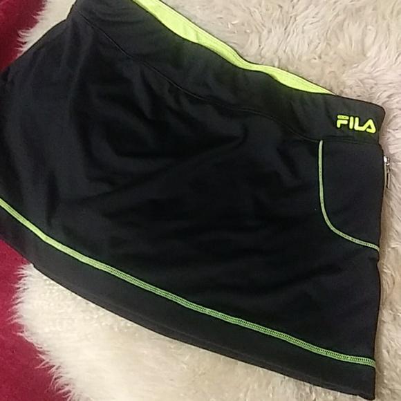 Fila Pants - Fila Athletic skirts NWOT SZ L